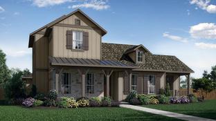 The Veranda II - Easton Park: Austin, Texas - Pacesetter Homes Texas
