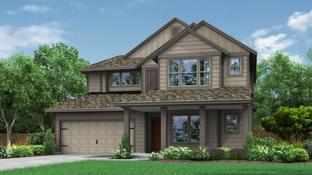 The Dormer - Orchard Ridge: Liberty Hill, Texas - Pacesetter Homes Texas