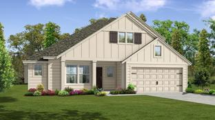 The Maybeck II - Orchard Ridge: Liberty Hill, Texas - Pacesetter Homes Texas