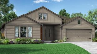 The Pacifica - Orchard Ridge: Liberty Hill, Texas - Pacesetter Homes Texas
