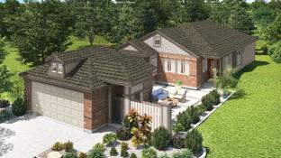 The Florence - Saddle Creek: Georgetown, Texas - Pacesetter Homes Texas