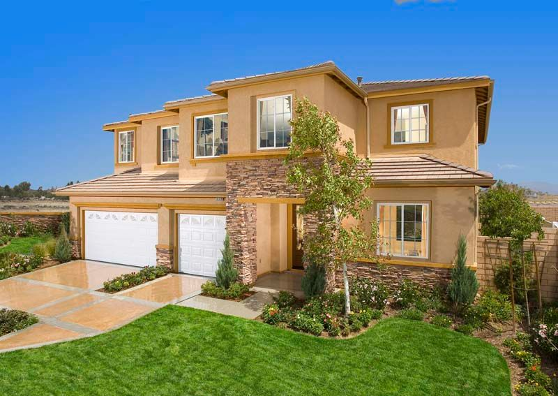 Cottonwood at pacific mayfield in menifee ca new homes for 1121 bay street floor plans