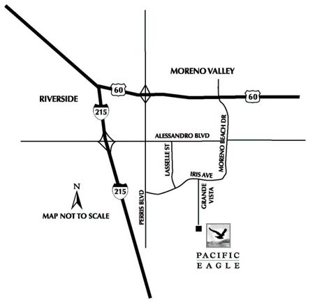 Pacific Eagle in Moreno Valley, CA, New Homes & Floor