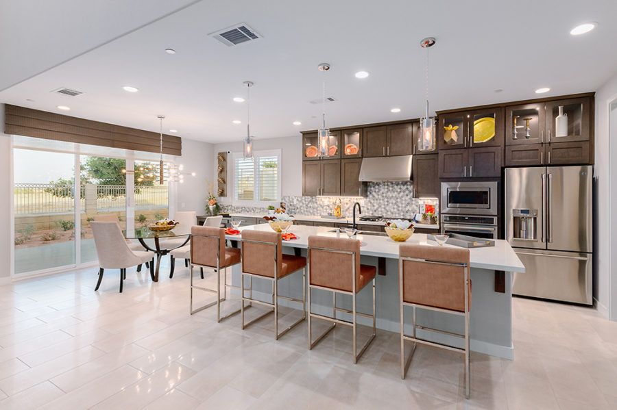 Kitchen featured in the Plan 2 - Model Home Available By Pacific Communities in Los Angeles, CA