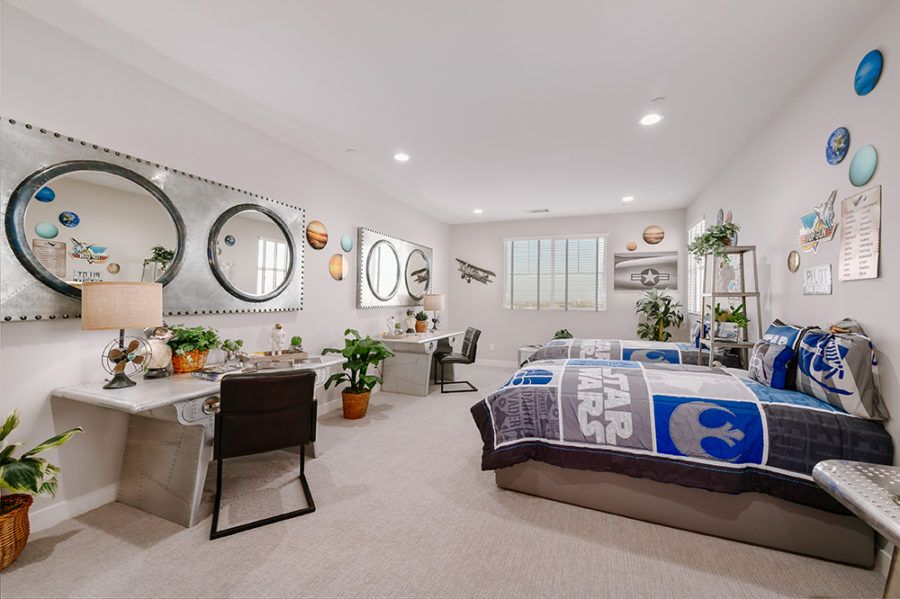 Bedroom featured in the Plan 2 By Pacific Communities in Los Angeles, CA