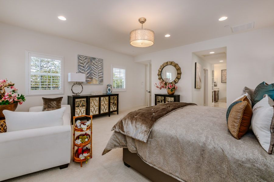 Bedroom featured in the Plan 3 SOLD OUT By Pacific Communities in Los Angeles, CA