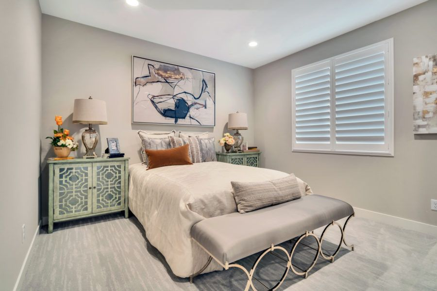 Bedroom featured in the Plan 5 By Pacific Communities in Los Angeles, CA