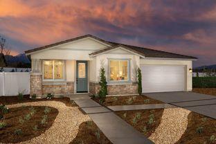 Plan 1 - MODEL HOME - Pacific Mosaico: San Jacinto, California - Pacific Communities