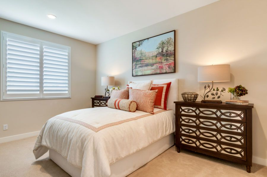 Bedroom featured in the Plan 5 Model Available By Pacific Communities