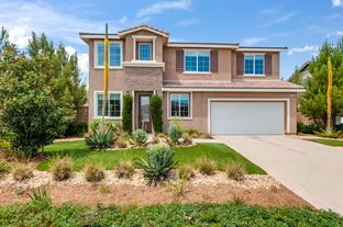 Plan 5 Model Available - Pacific Melrose: Romoland, California - Pacific Communities