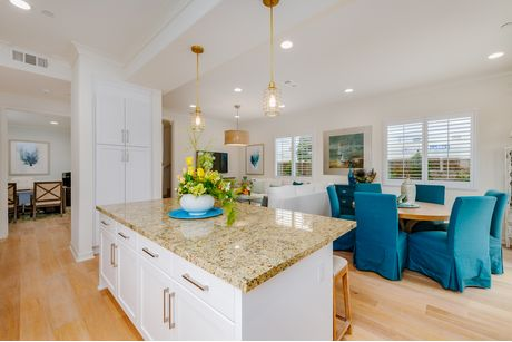 Greatroom-and-Dining-in-Plan 1-at-Pacific Bougainvillea-in-Torrance