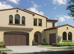 Residence 7 - The Oaks at Portola Hills: Trabuco Canyon, California - Baldwin & Sons