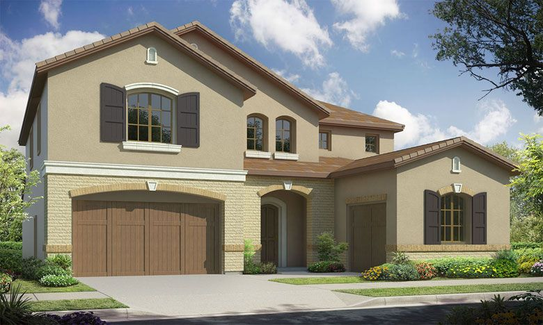 Exterior featured in the Residence 7 By Baldwin & Sons in Orange County, CA