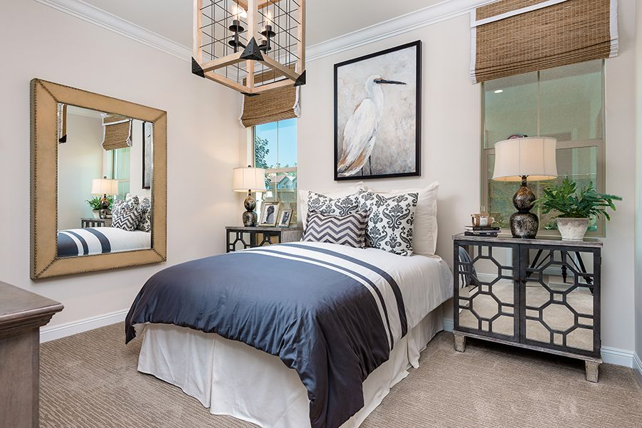 Bedroom featured in the Residence 7 By Baldwin & Sons in Orange County, CA