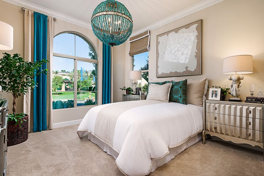Bedroom featured in the Residence 6 By Baldwin & Sons in Orange County, CA