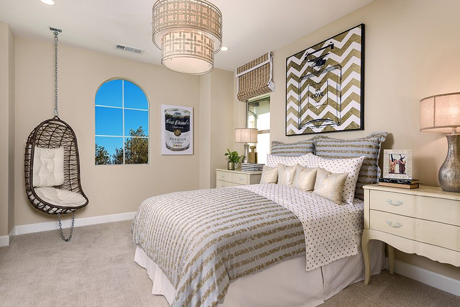 Bedroom featured in the Residence 1 By Baldwin & Sons in Orange County, CA