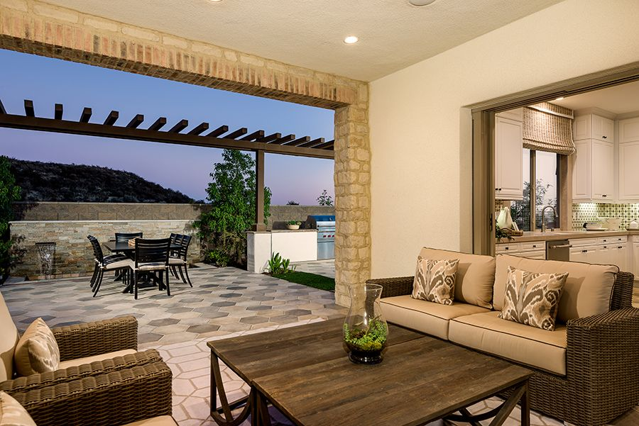 Exterior featured in the Residence 1 By Baldwin & Sons in Orange County, CA