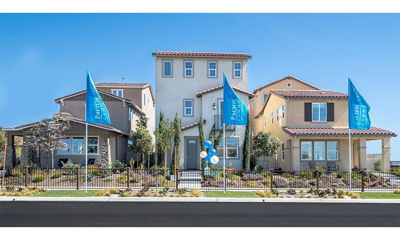 'Monte Villa' by Pacific Coast Communities in San Diego