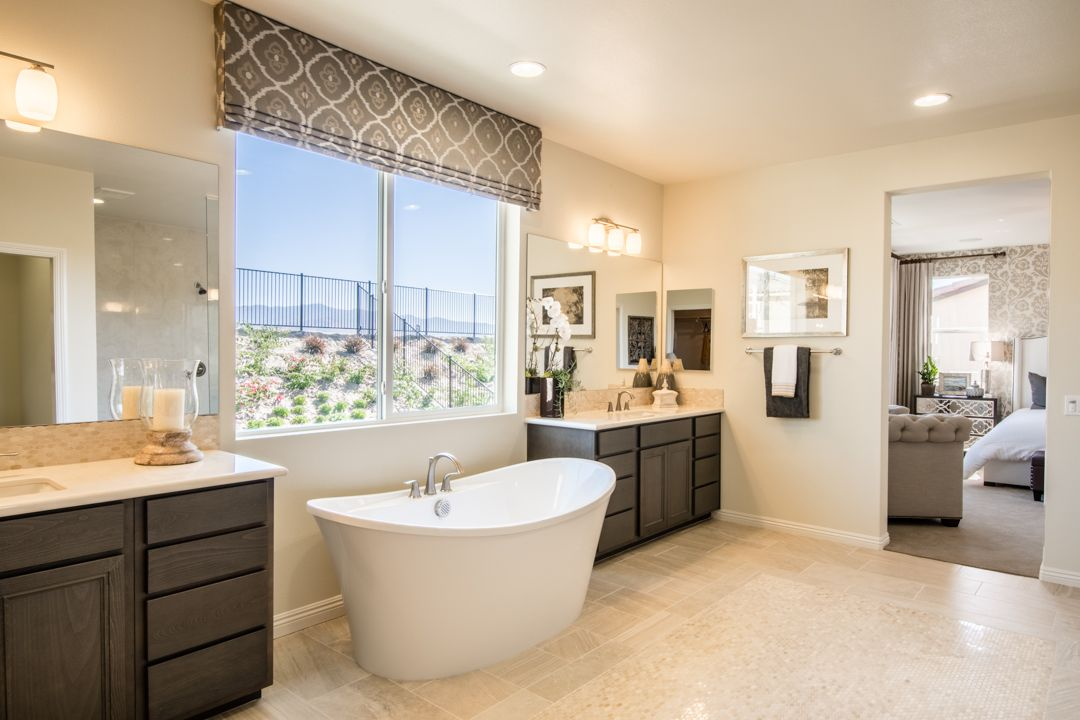 Bathroom featured in the Residence 1 By Heritage Building & Dev't in San Diego, CA