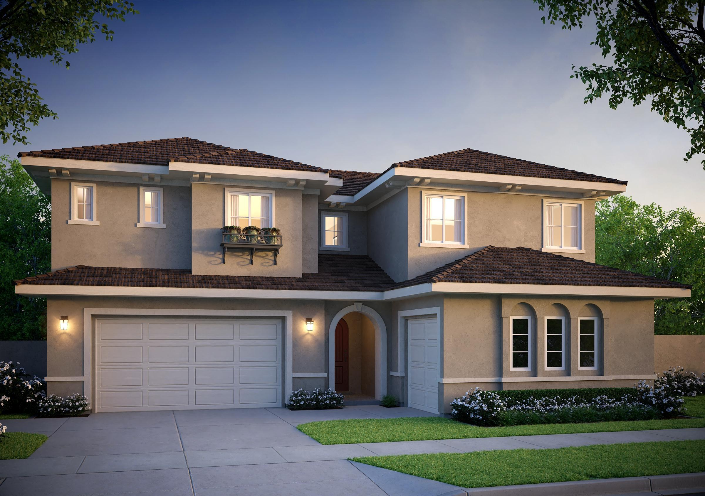 Exterior featured in the Residence 1 By Pacific Coast Communities in San Diego, CA