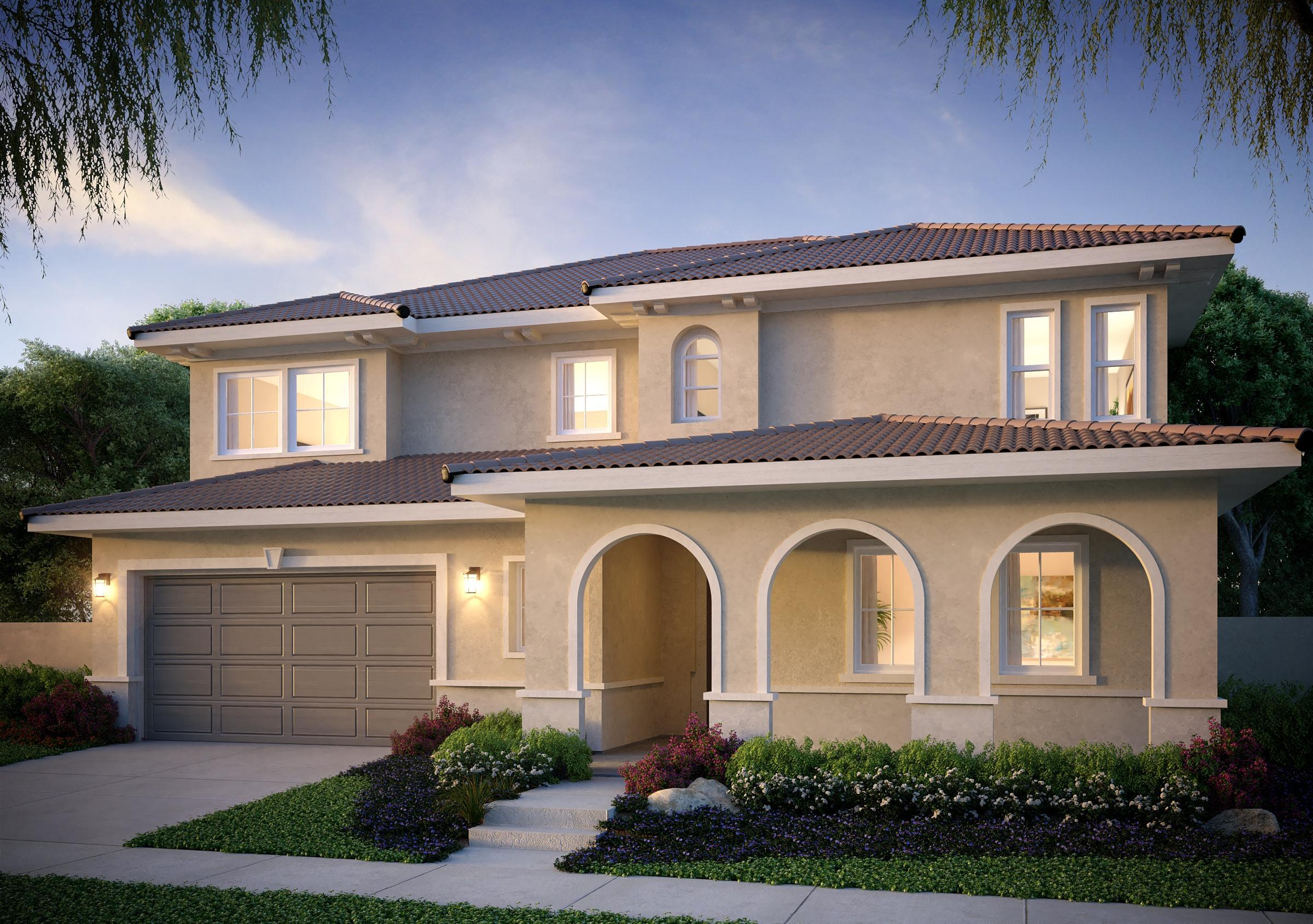 Exterior featured in the Residence 2 By Pacific Coast Communities in San Diego, CA