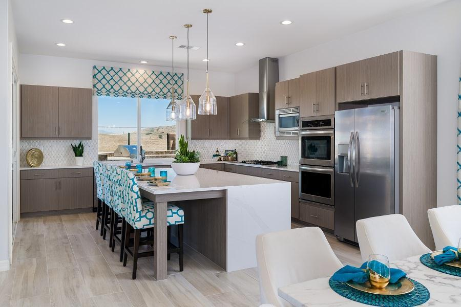 Kitchen featured in the Residence 1 By Pacific Coast Communities in San Diego, CA