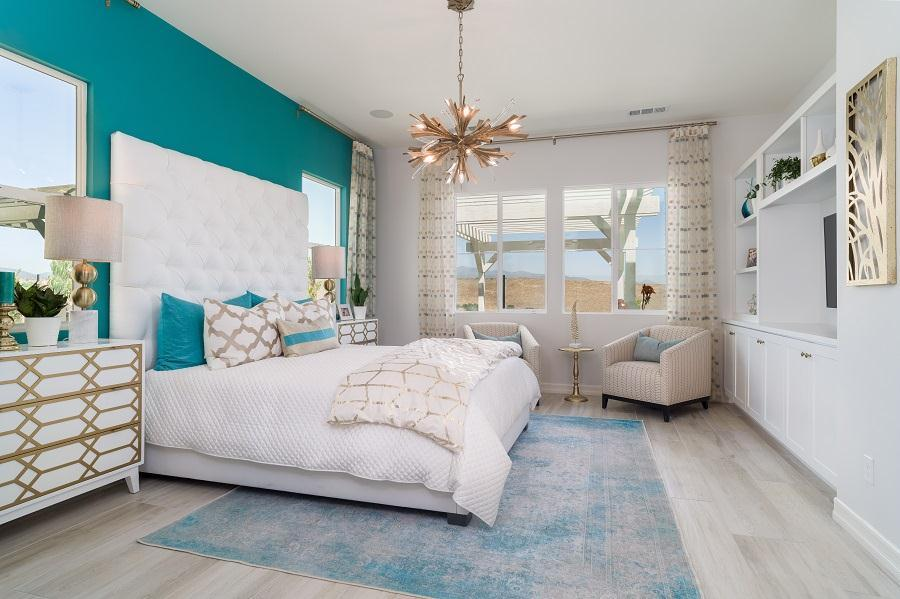 Bedroom featured in the Residence 1 By Pacific Coast Communities in San Diego, CA