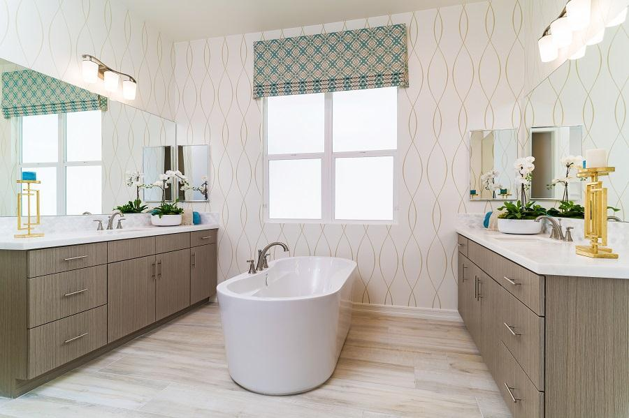 Bathroom featured in the Residence 1 By Pacific Coast Communities in San Diego, CA