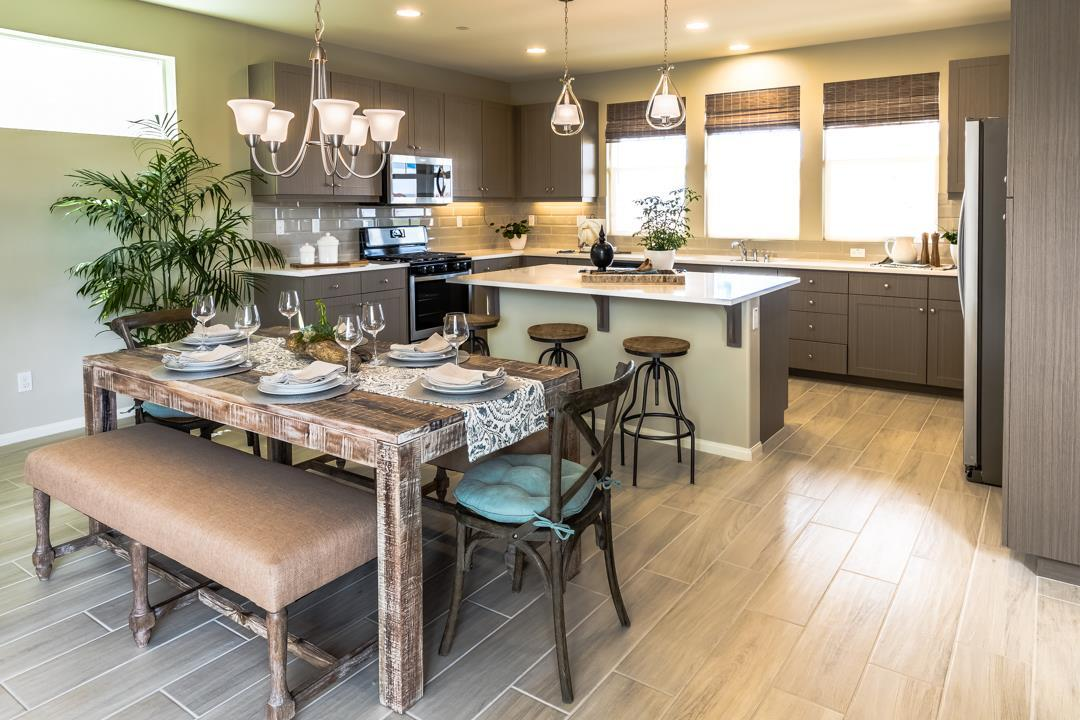 Kitchen featured in the Monte Villa Residence 1 By Pacific Coast Communities in San Diego, CA