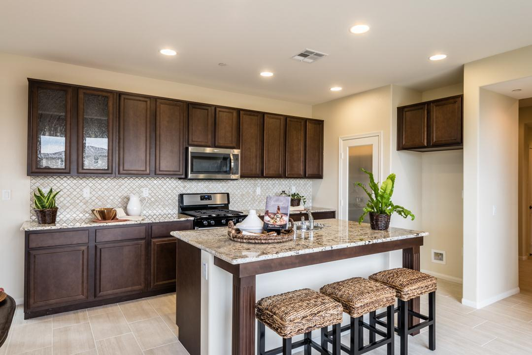 Kitchen featured in the Monte Villa Residence 3 By Pacific Coast Communities in San Diego, CA