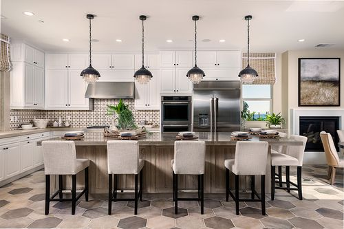 Kitchen-in-Residence 1-at-The Oaks at Portola Hills-in-Trabuco Canyon