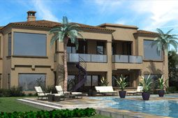 Bluffs (The) At Southern Highlands by Pacific Southwest Development in Las Vegas Nevada