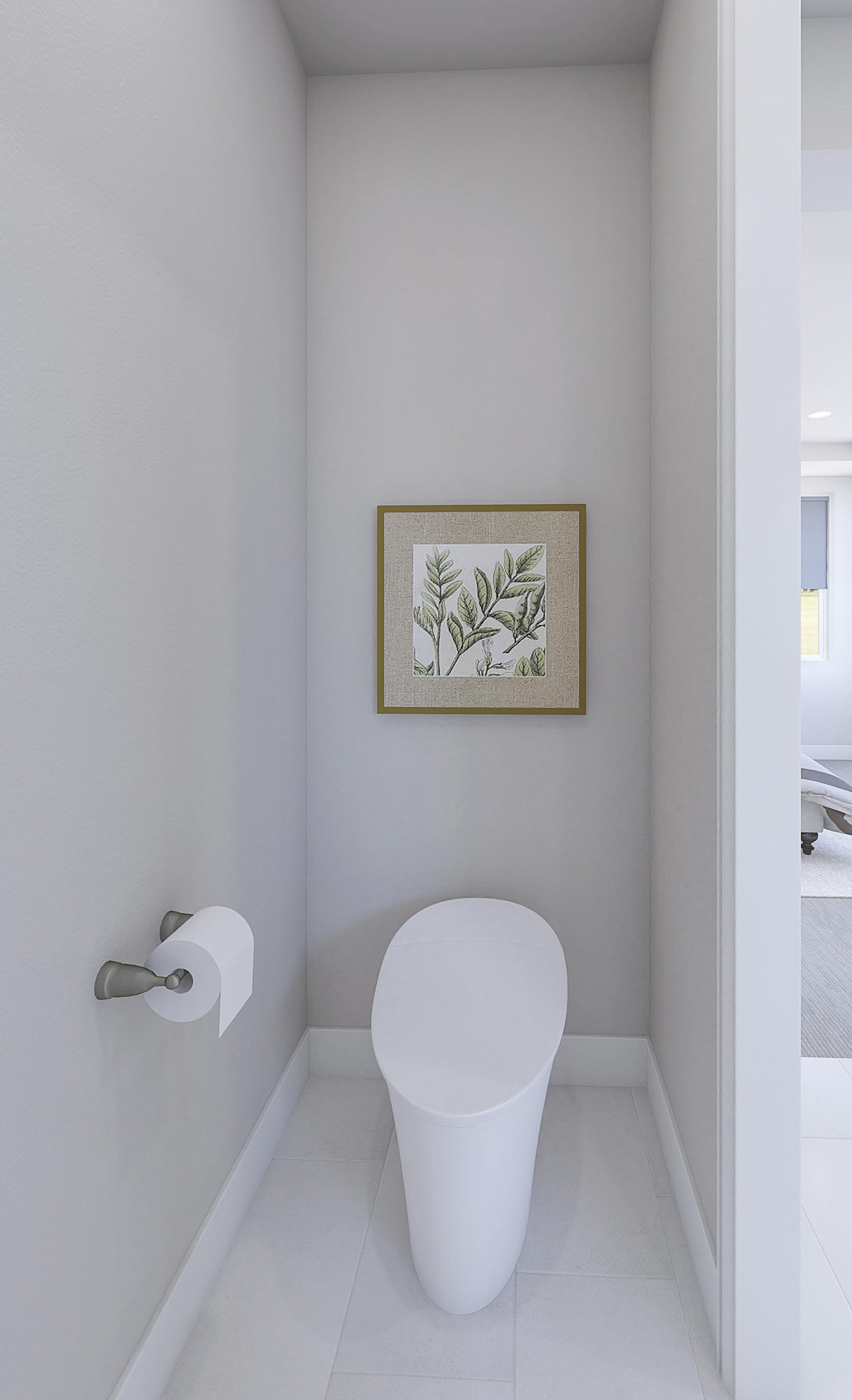 Bathroom featured in the Residence 2 By Pacific Legacy Homes in San Diego, CA