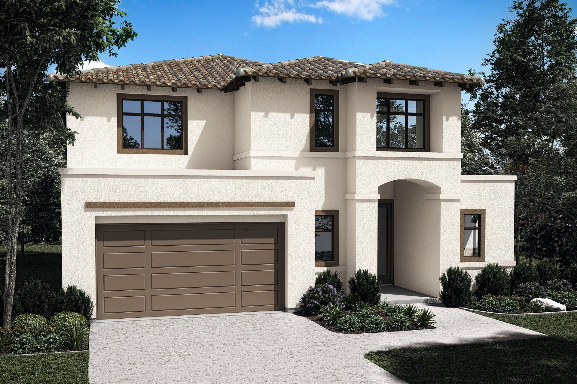Exterior featured in the Residence 2X By Pacific Legacy Homes in San Diego, CA