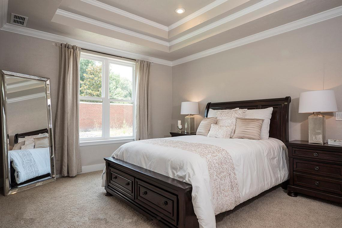 Bedroom featured in the Vincenzo By Palladio Homes in Ocala, FL