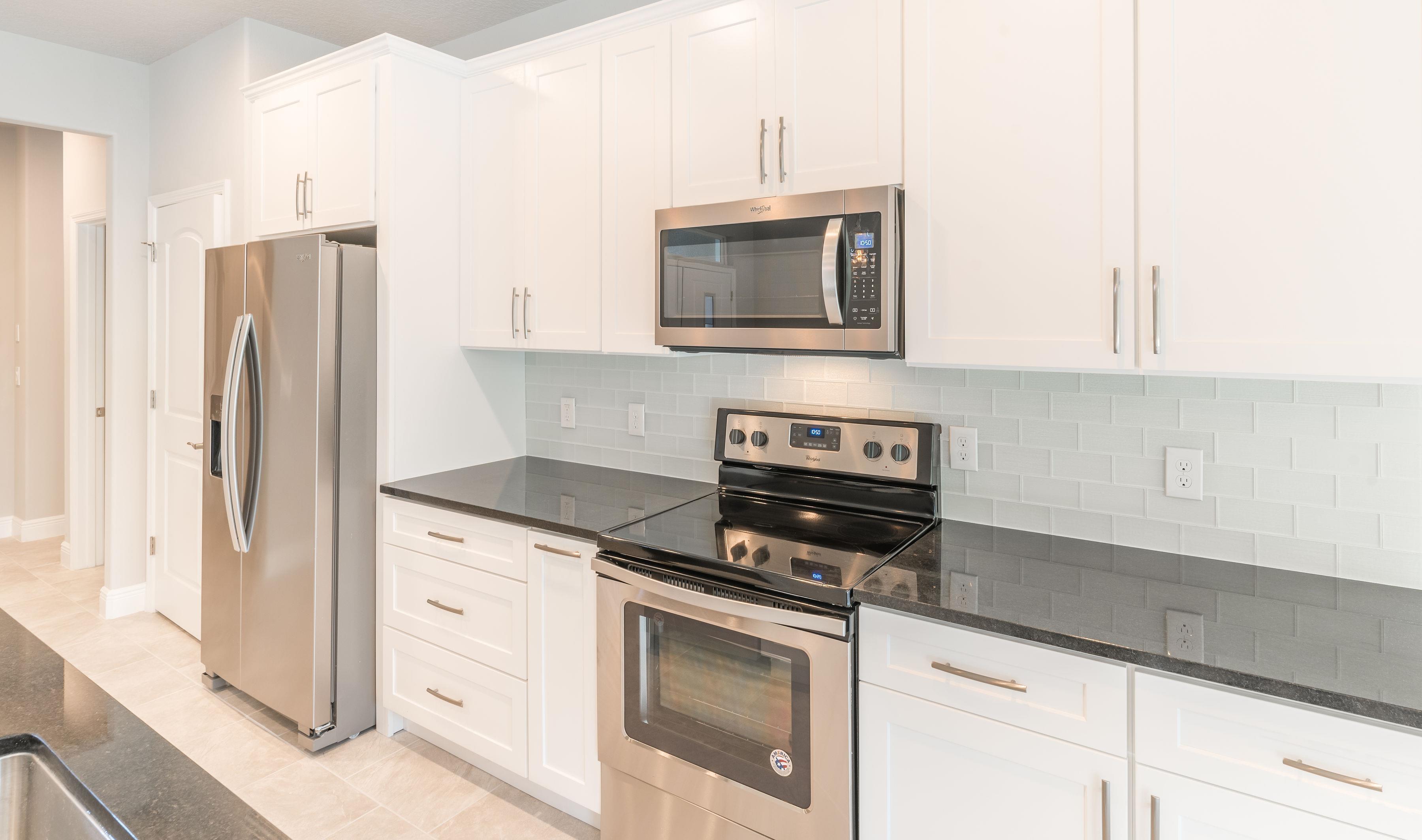 Kitchen featured in the Villa Porto By Palladio Homes in Punta Gorda, FL