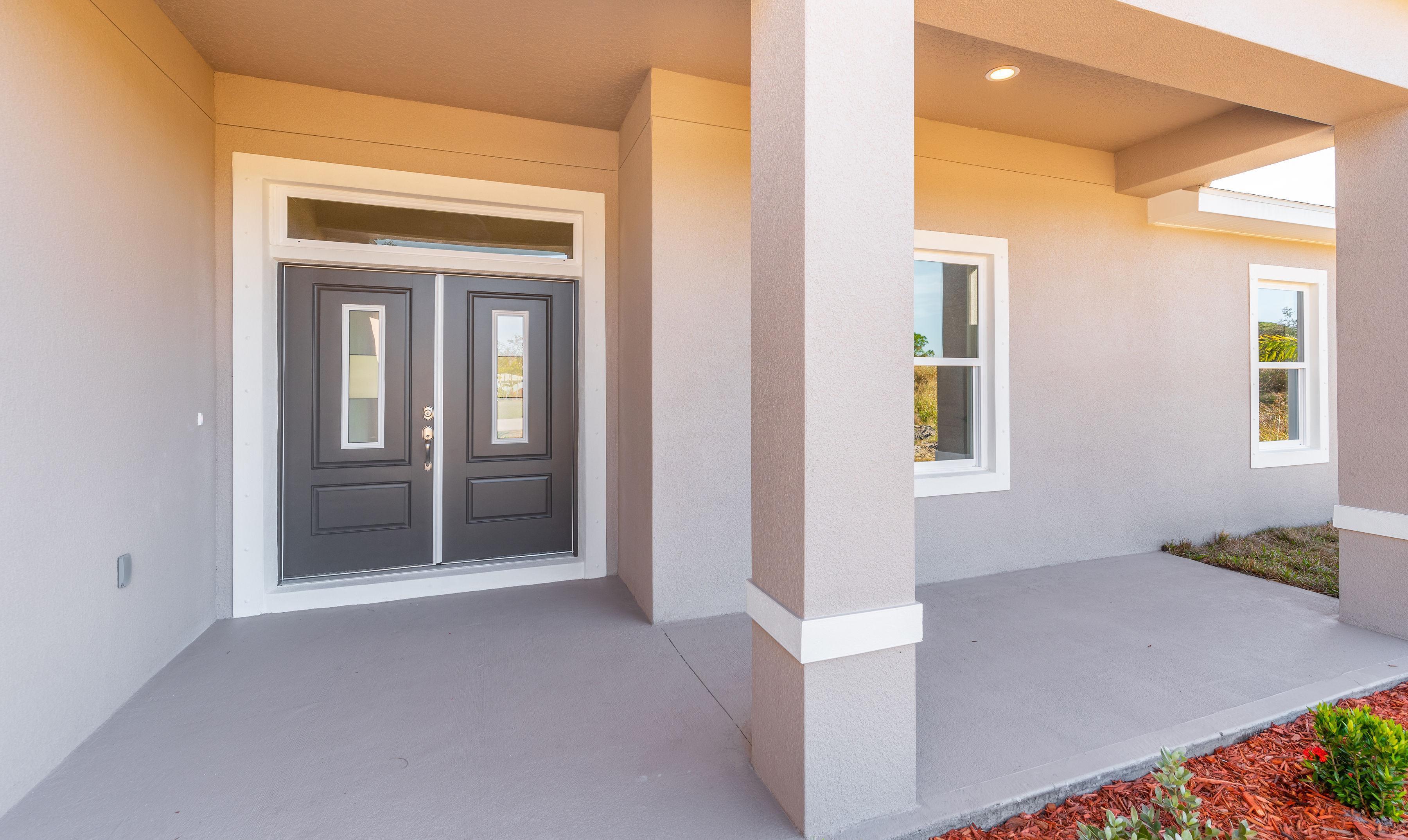 Exterior featured in the Villa Porto (2-car) By Palladio Homes in Ocala, FL
