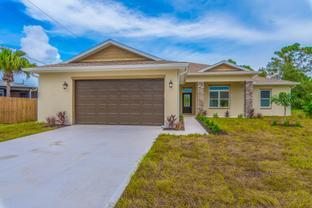 Villa Foscari - Palm Bay: Palm Bay, Florida - Palladio Homes