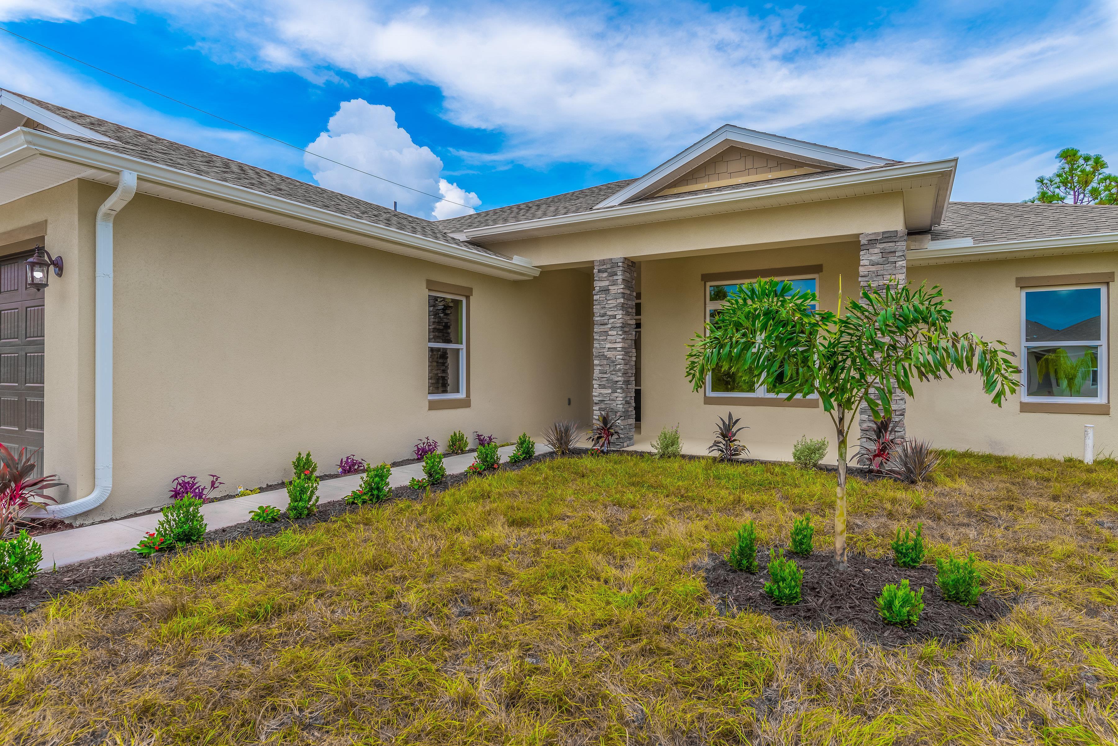 Exterior featured in the Villa Foscari By Palladio Homes in Ocala, FL
