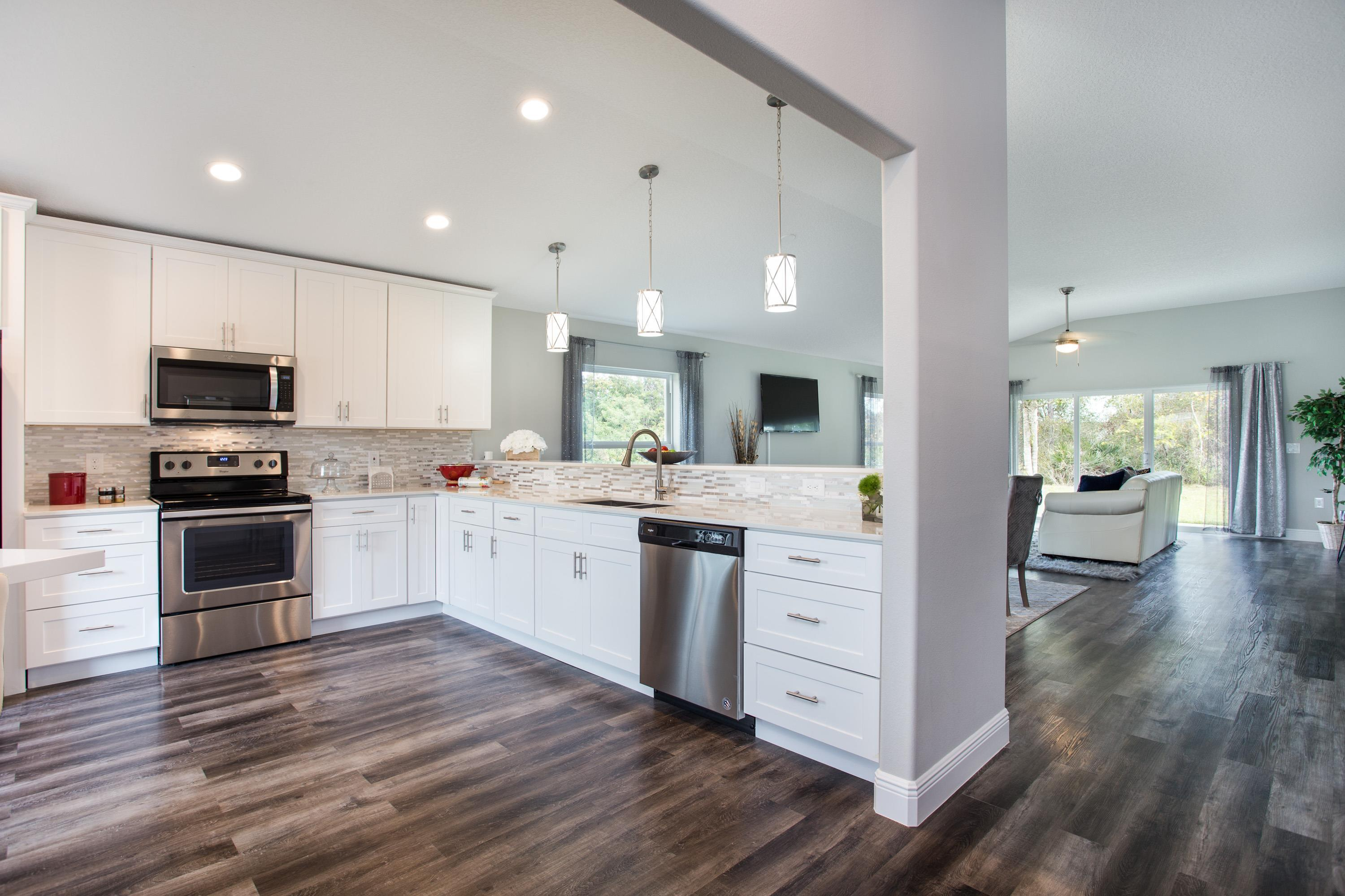 Kitchen featured in the Villa Cerato By Palladio Homes in Fort Myers, FL
