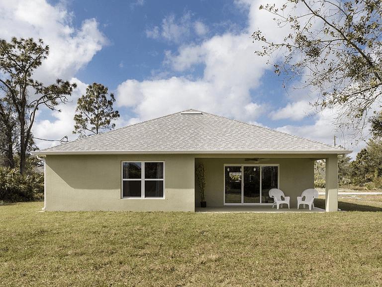 Exterior featured in the Villa Cerato 1 By Palladio Homes in Punta Gorda, FL