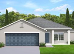 Model X - SummerCrest: Ocala, Florida - Palladio Homes