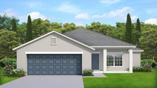 Model X - Marion Oaks: Ocala, Florida - Palladio Homes