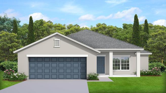 4100 Everglades Terrace (Model X)