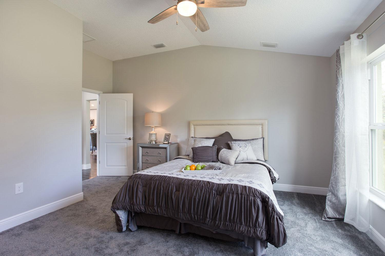 Bedroom featured in the Villa Cerato II By Palladio Homes in Melbourne, FL