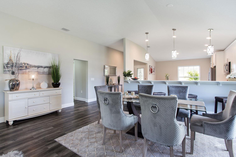 Living Area featured in the Villa Cerato II By Palladio Homes in Melbourne, FL