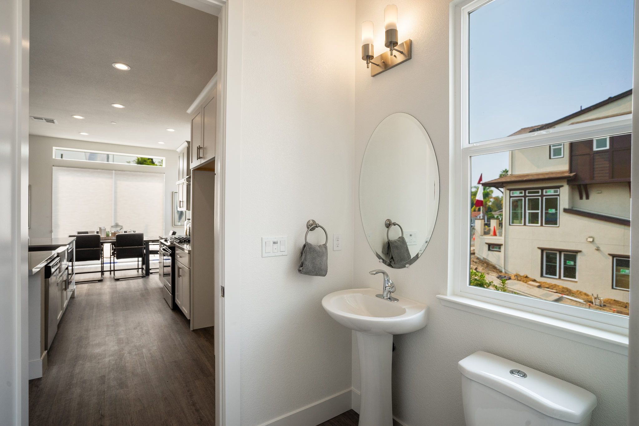 Bathroom featured in the Plan 1 By Pan Cal in Oakland-Alameda, CA