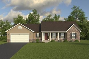 The Parker - Bridle Creek: Martinsburg, District Of Columbia - Panhandle Builders