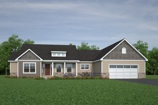 The Grace - Bridle Creek: Martinsburg, Maryland - Panhandle Builders