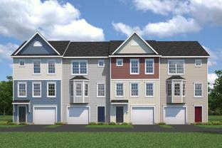 The Jamison (3 Level) - Bridle Creek: Martinsburg, District Of Columbia - Panhandle Builders
